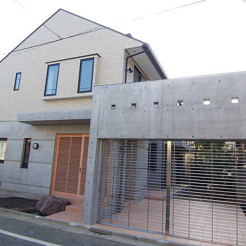 高島平の家