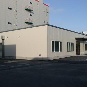 徳力本店久喜第8工場増築工事