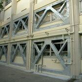 区立上板橋第三中学校耐震補強工事