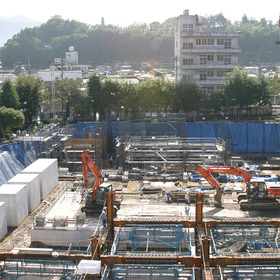 秩父市役所本庁舎及び秩父宮記念市民会館建設工事