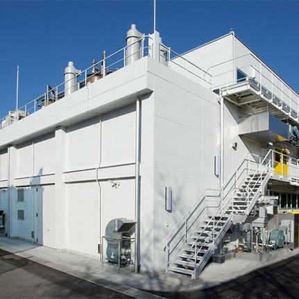 M4工場新築工事