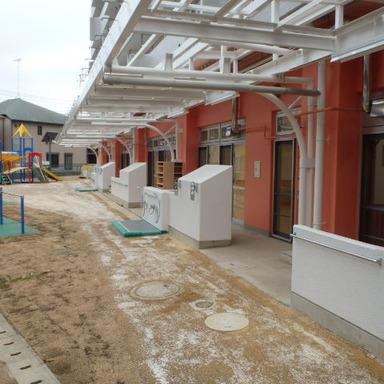 久喜市立中央保育園改修工事