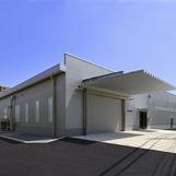 阪上製作所船橋工場 新第一工場新築工事
