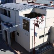 岩田産婦人科医院別棟スタジオ併用住宅新築工事